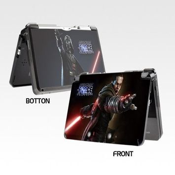 Pacers Star Wars Force Nintendo 3DS skins decorative decals sticker