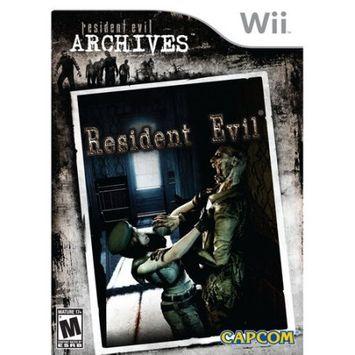 Capcom USA Resident Evil Archives: Resident Evil (Nintendo Wii)
