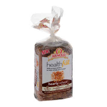 Arnold Healthfull Hearty Wheat Bread