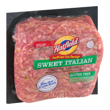 Hatfield Sweet Italian Ground Sausage