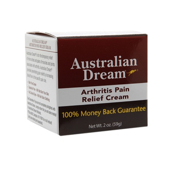 Australian Dream Arthritis Cream - 2.0 oz