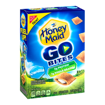 Nabisco Honey Maid Go Bites Vanilla