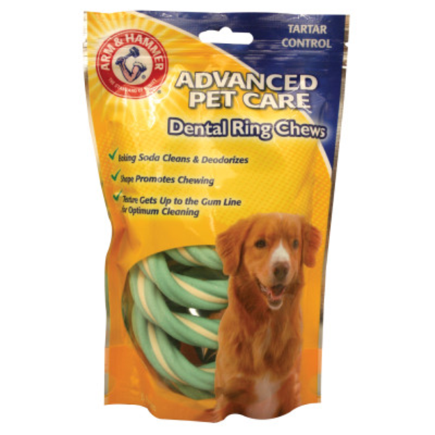 ARM & HAMMER™ Advanced Pet Care Tarter Control Dental Ring Dog Chew
