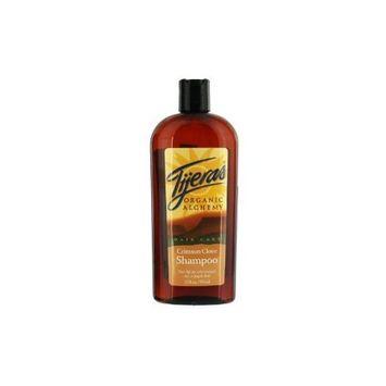 Tijeras Organic Alchemy Body Care Tijeras Organic Alchemy: Crimson Clove Daily Moisturizing Shampoo, 12 oz