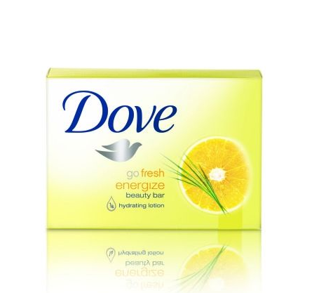Dove Go Fresh Energize Beauty Bar