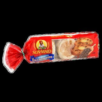 Sun-Maid Raisin Cinnamon English Muffins - 6 CT