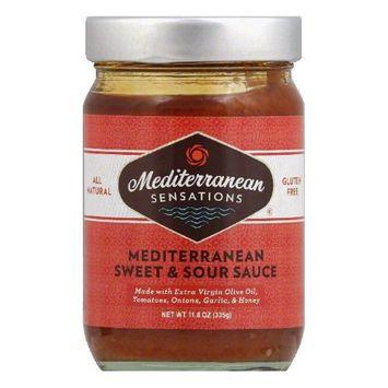 Mediterranean Sensations Sauce Sweet & Sour 11.8 Oz Pack Of 6