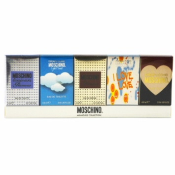 Moschino Variety Gift Set 5 Piece, 1 set