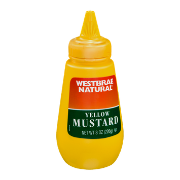 Westbrae Natural Yellow Mustard