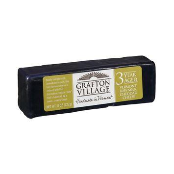 Grafton Village Cheese Bar Cheddar 3 Year Aged