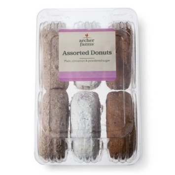 Archer Farms Assorted Cake Donuts 6 ct