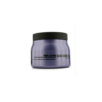 Shu Uemura 14958077744 Prime Plenish Vitalizing Treatment Masque -For Time-Weakened Hair-Salon Product- 500ml-16. 9oz