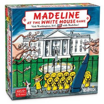 Briarpatch Madeline at the White House Game Ages 4+, 1 ea