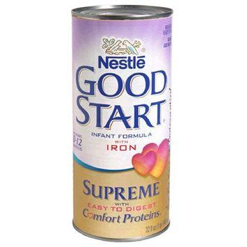 Good Start Milk-Based Infant Formula with Iron, Ready-to-Feed 32 fl oz (1 qt) 946 ml