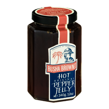 Busha Browne's Hot Original Pepper Jelly