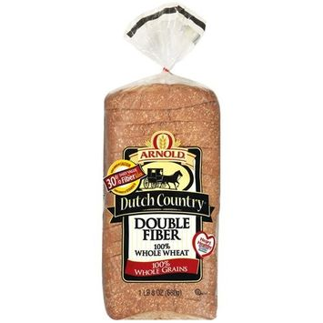 Arnold Double Fiber Dutch Country Bread, 24 oz