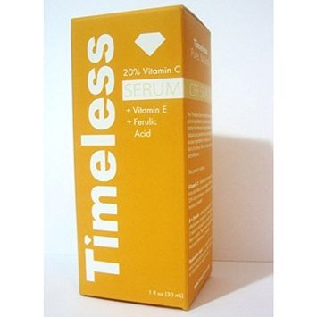 Timeless Skin Care 20% Vitamin C + E Ferulic Acid Serum 1 oz.