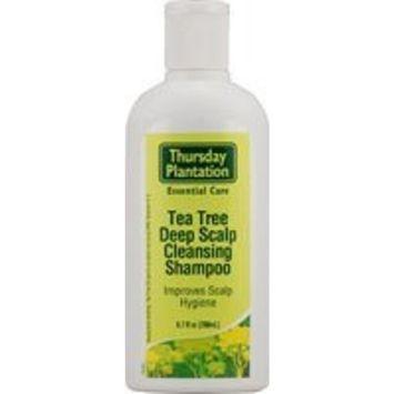 Nature's Plus Thursday Plantation Tea Tree Deep Scalp Cleansing Shampoo -- 6.7 fl oz