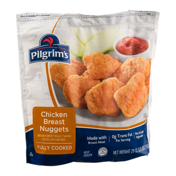 Pilgrim's Chicken Breast Nuggets