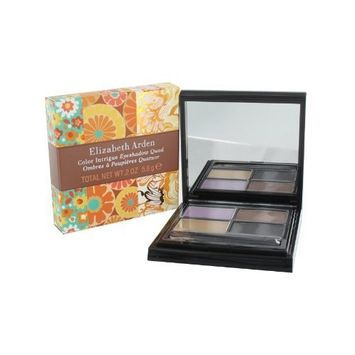 Elizabeth Arden Color Intrigue Eyeshadow, Golden Lilac