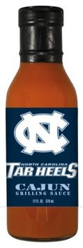 North Carolina Tar Heels Cajun Grilling Sauce Hot Sauce Harry's