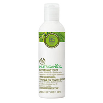 THE BODY SHOP® Nutriganics™ Refreshing Toner