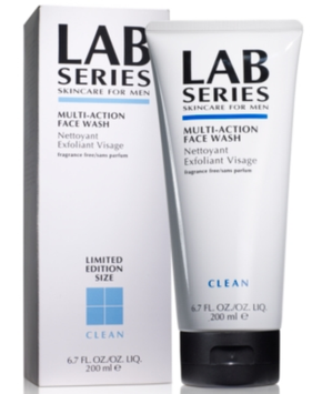 Lab Series Skincare for Men Multi-Action Face Wash, 6.7 oz
