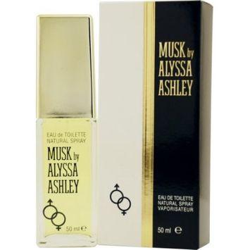 Overstock Alyssa Ashley Musk Women's 1.7-ounce Eau de Toilette Spray