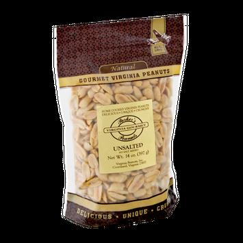 Parker's Virginia Gourmet Unsalted  Peanuts