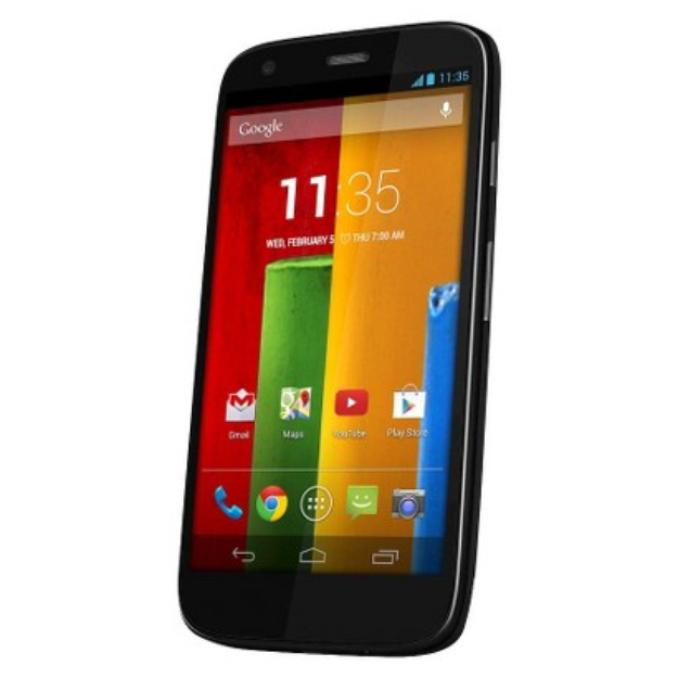 Motorola Boost Moto G Pre-Paid Cell Phone - Black
