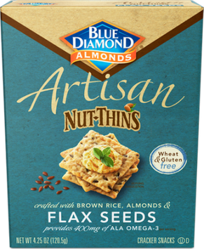 NUT-THINS® ARTISAN Flax Seed