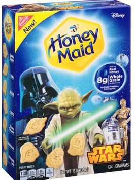 Nabisco Honey Maid Star Wars