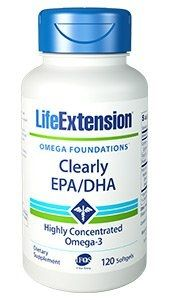 Life Extension Clearly EPA/DHA