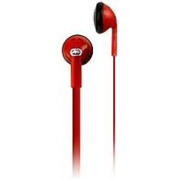 Marc Ecko Ecko Dome Ear Buds Red