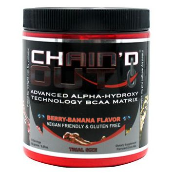 Alr Industries 6560028 Chaind Out BerryBanana 10 Servings