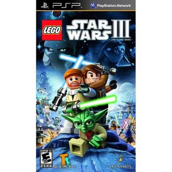 Lucasarts Entertainment Company Lego Star Wars 3: The Clone Wars