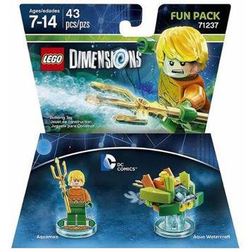Warner Brothers Wb Games - Lego Dimensions Fun Pack (dc Comics: Aquaman) - Multi