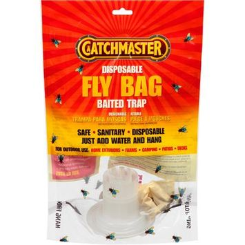 Ideal Instruments Baited Fly Bag Trap (Set of 12)