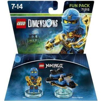 Warner Brothers LEGO Dimensions Fun Pack- Ninjago Jay