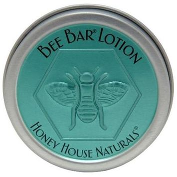 Honey House Naturals LSSM Bee Lotion Bar - Small Spring Meadow