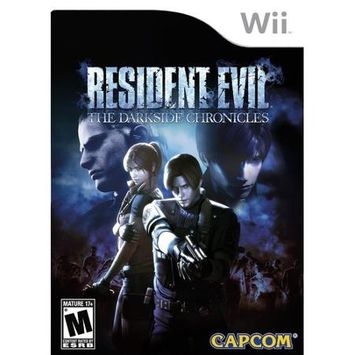 Capcom Resident Evil: The Darkside Chronicles (used)