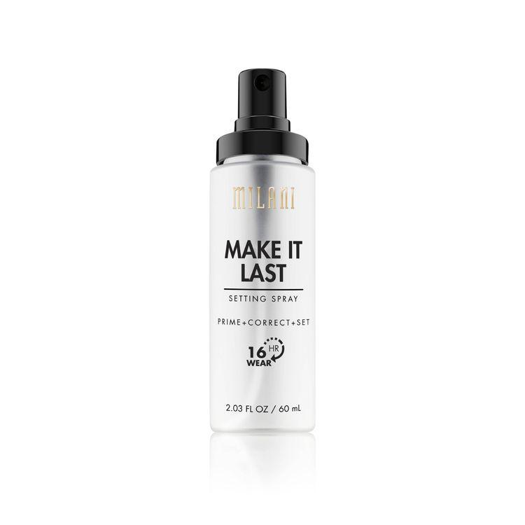 Milani Make It Last Makeup Setting Spray