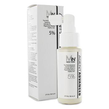 MiN New York Agent Advanced 5% Hair Growth Treatment