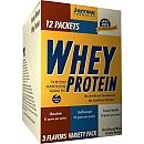 Jarrow Formulas - Whey Protein Variety Pack - 12 Packets