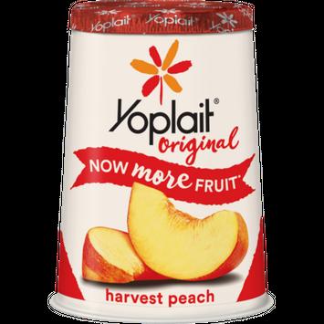 Yoplait® Original Harvest Peach Yogurt