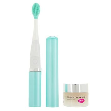 pop sonic Lip Exfoliator with Sugar Lip Scrub