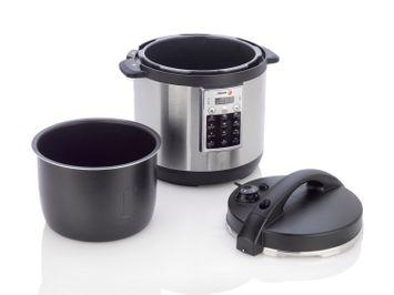 Fagor Premium Electric Pressure Cooker Size: 6 Quart
