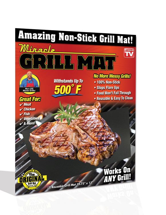 As Seen On TV Miracle Grill Mat Reviews 2020