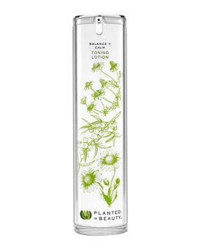 Planted In Beauty Balance + Calm Toning Lotion, 4.0 oz./ 120 mL