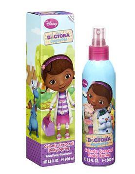 Disney Doc Mcstuffins 6.8 Oz Body Spray For Kids - DOCMS68BSK